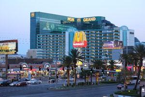 Foto: Hotel MGM, Las Vegas