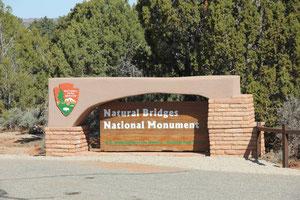 Foto:Natural Bridges National Monument