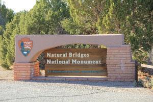 Foto: National Bridges Nationalpark