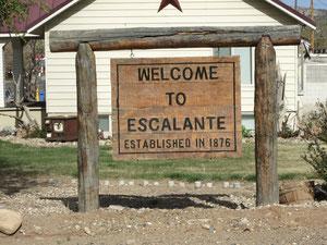Foto: Escalante