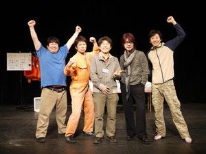 札幌実行委員長・加納尚明さん(写真中央)