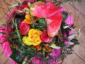 Blumen Krempl Blumenstrauss