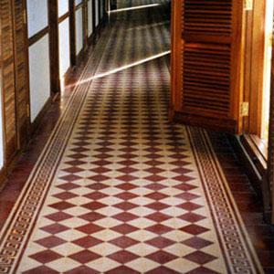 denkmalschutz southern tiles mediterrane wand und. Black Bedroom Furniture Sets. Home Design Ideas