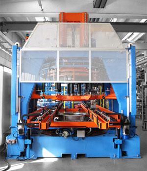 Sbordatrice CNC - CNC Flanging machine