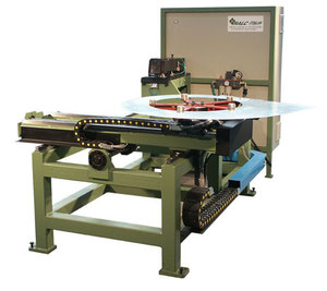 Bordatrice - Flanging machine