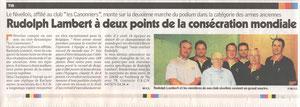 La nouvelle Gazette du 11/09/2010