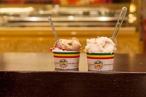 Italienisches Eis - was gibt es besseres? :-)