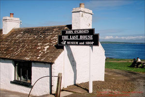 John o'Groats, The Last House in Scotland