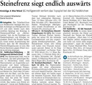 Quelle: Westerwälder Zeitung vom 05.11.2012