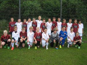 Unsere Gastspieler des FC Augsburg