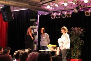 Fotos: Bilder alle vom G6 – Anna Hollweck und Siiri Heuer