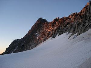 Sonnenaufgang am Gärstenhorn