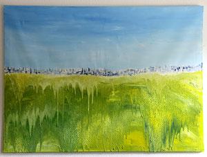 Horizont, 100 x 160 cm