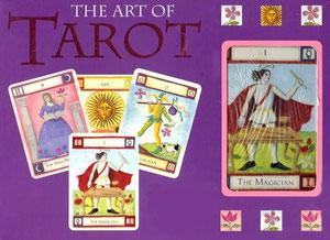Art of Tarot - Boîte