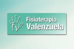Logotipo de Fisioterapia Valenzuela