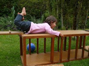 Immer selbstständig und beweglich – Kinder im Casa Abierta Emmi Pikler © Katharina Becker