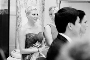 Das Gefolge des Brautpaars! Bridal Party