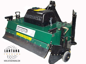Aireadora groundsman 8120CTM