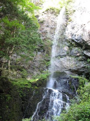 夏の三滝もおすすめ(北相木村)