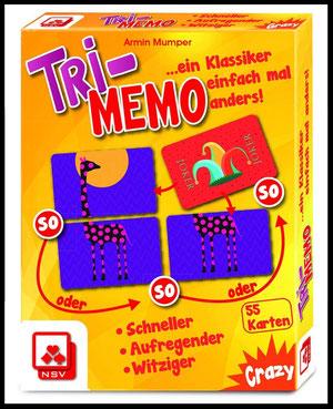 Rezension zu Tri-Memo von Armin Mumper