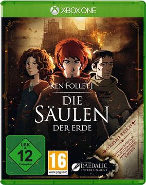 Review Ken Folletts: Die Säulen der Erde für Xbox One