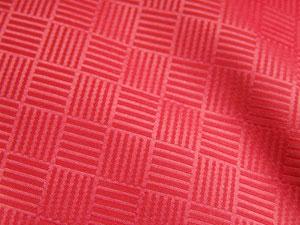 Tischdeckenstoff in rot