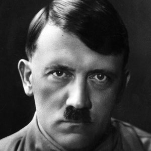 Adolf could be your Christian brother in Christ!