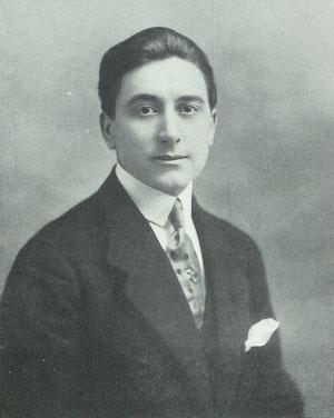 Edmond Tirmont en 1914