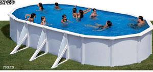 piscinas elevadas desmontables gre