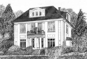 Villa in Hamburg-Rahlstedt