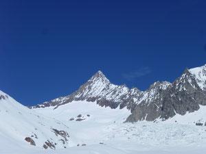 Finsteraarhorn, Jungfraugebiet, Skitouren, Schweiz