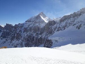 Skitour, Tödi, Tagestour, Tödi an einem Tag, Tierfehd, Bifertengletscher