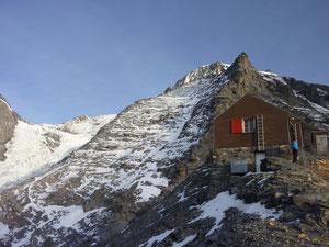 Mönch, Nordwand, Lauper, Guggihütte