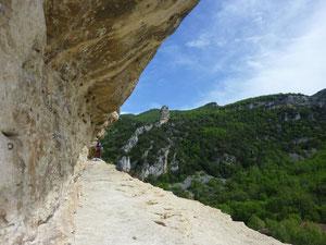 Klettern Südfrankreich, Provence, Buoux, Sektor, La plage