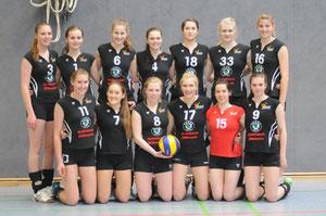 NDM U20 2013 Vizemeister der VfL Geesthacht