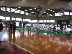 第二十八回 中四国大会 香川県立武道館