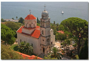 The Savina Monastery - the Cathedral of Assumption