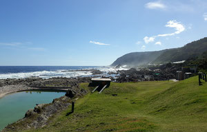 Tsitsikamma Storms River Mouth Camp