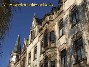 Greiz Gründerzeit Jugendstil Neustadt