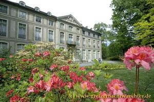 Greiz Park Sommerpalais Stadtführung