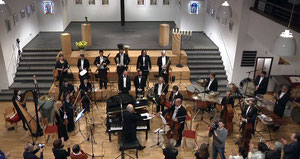 Betin Güneş' Turkish Chamber Orchestra