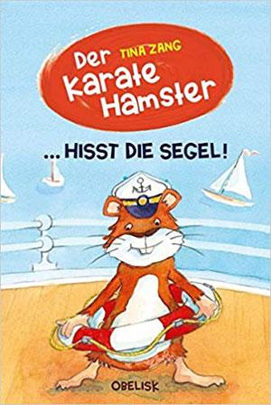 "Cover ""Der Karatehamster hisst die Segel"""