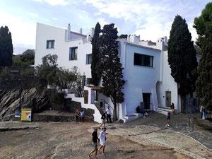 Дом Дали в Порт-Льигате