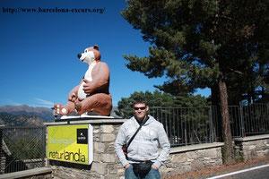 "Андорра - парк аттракционов ""Натурландия"""