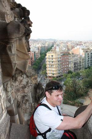 """Антонио Гауди, Саграда Фамилия - пешеходная экскурсия от """"Барселона-Экскурс"""""""