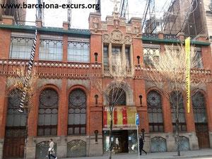 архитектурный модерн Барселоны - автомобильная экскурсия на русском языке