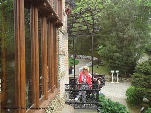 "Вилла ""Капричо"" - балкон"