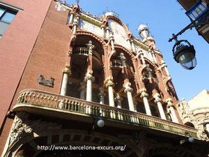 """Пешеходная экскурсия """"Барселонский модерн"""""""