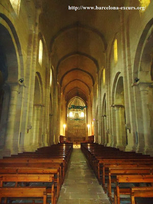 Санта Мария де Поблет. Базилика