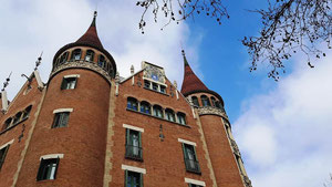 "Экскурсия ""Многоликий модерн Барселоны"""